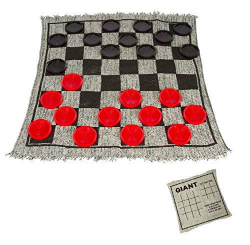 Square Giant Checkers Trademark Innovations