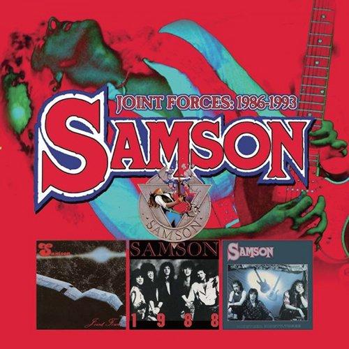 サムソン / JOINT FORCES 1986-1993 (2CD EXPANDED EDITION)