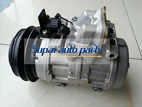 Pengchen Parts New A/C Compressor For MERCEDES W126 420SEL 560SEL 560SEC 560SL1986-1991 (420sel A/c)