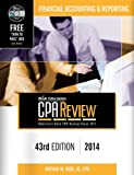 Bisk CPA Review: Financial Accounting & Reporting - 43rd Edition 2014 (Comprehensive CPA Exam Review Financial Accounting & Reporting) (Cpa Review ... and Reporting Business Enterprises)
