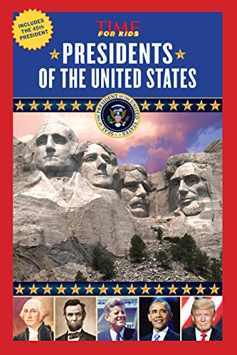 f0d9903eecea5b Presidents of the United States (A TIME for Kids Book) (America Handbooks
