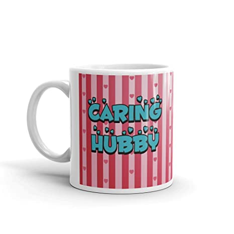 Buy Family Shoping Birthday Gift For Husband Valentine Caring Hubby Coffee Mugs Tea Cup