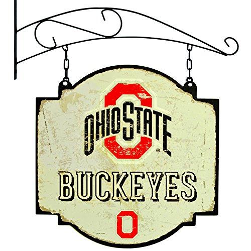(Winning Streak NCAA Ohio State Buckeyes Vintage Tavern Sign )