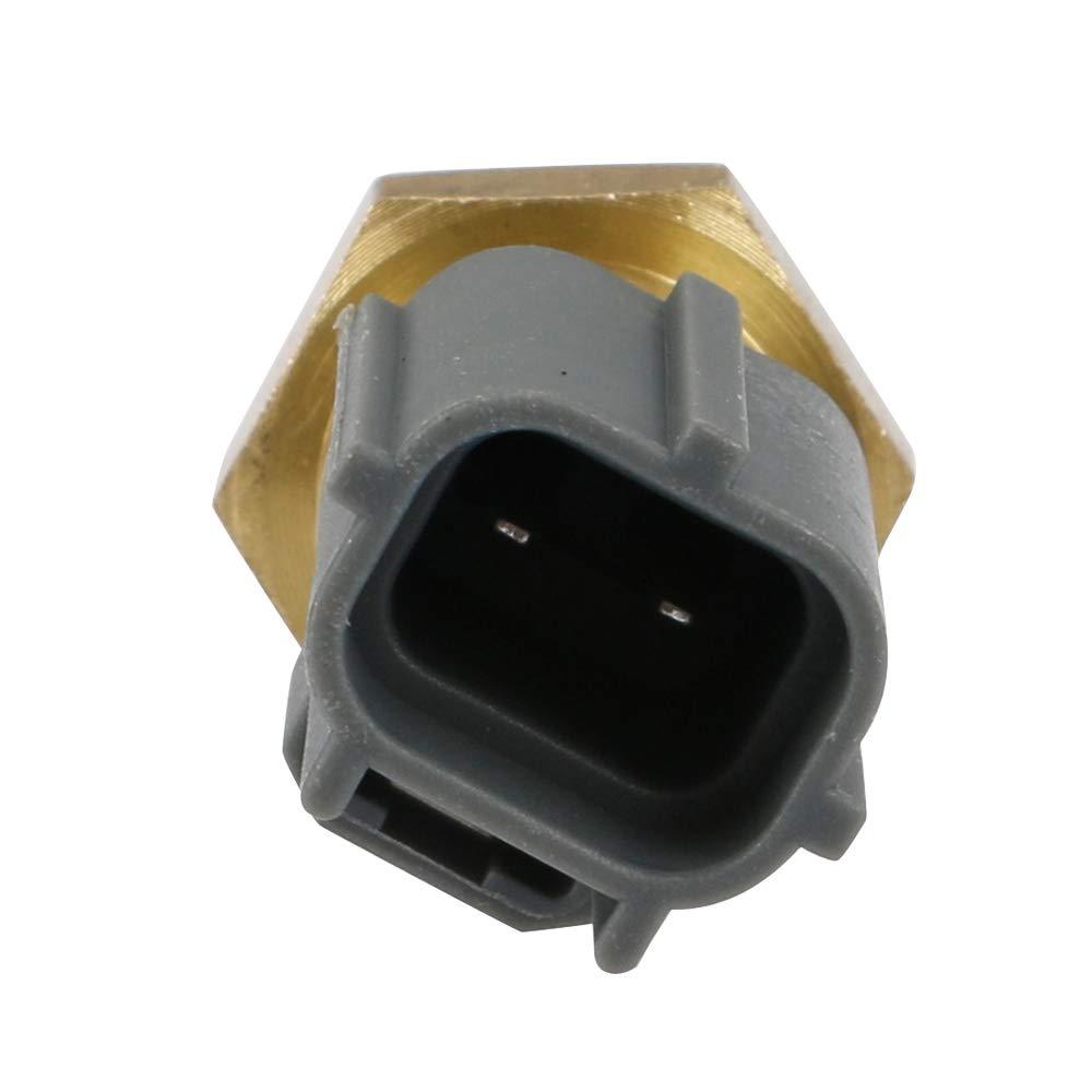 YCT Engine Water Coolant Temperature Sensor 158-0811 37870-PNA-003 37870-PLC-004 Fits Honda Civic Element Pilot Ridgeline Accord S2000 CR-V Odyssey Acura RL TSX RSX TL MDX YCT AUTO