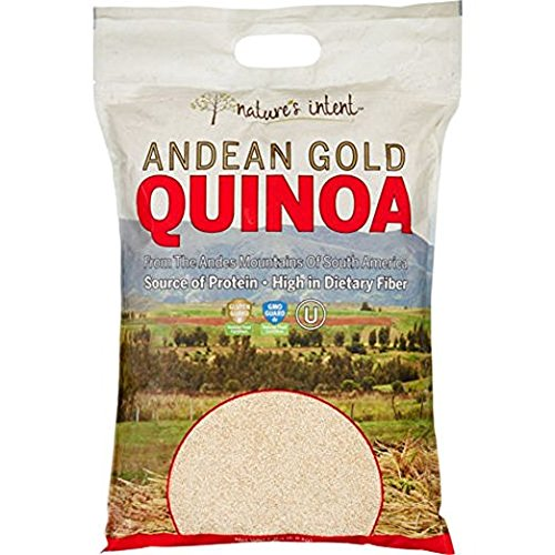 Nature's Intent Andean Gold Quinoa, 15 Pounds by Nature's intent