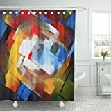 Makeover your bathroom with just a single touch! Start with these waterproof and decorative shower curtains. It's a quick and luxurious way to refresh and change the appearance of a bathroom, power room, restroom, guest suite or hotel bath without a ...