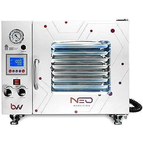 BVV 0.9CF Neocision Lab horno al vacío certificado: Amazon.es ...