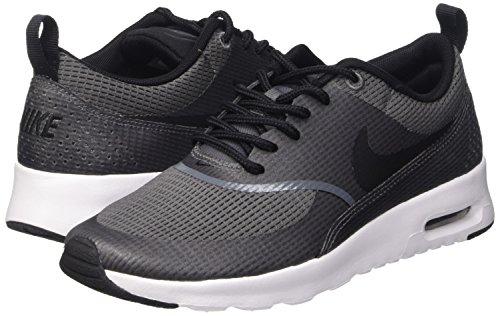 Gris Txt W Black Nike Max De white Grey Thea Para Deporte Mujer Air dark Zapatillas wIqpgpdvx
