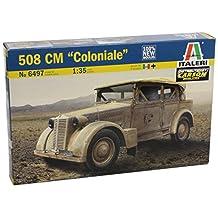 ITALERI 1:35 6497 Fiat 508 CM Coloniale Model Kit by Italeri
