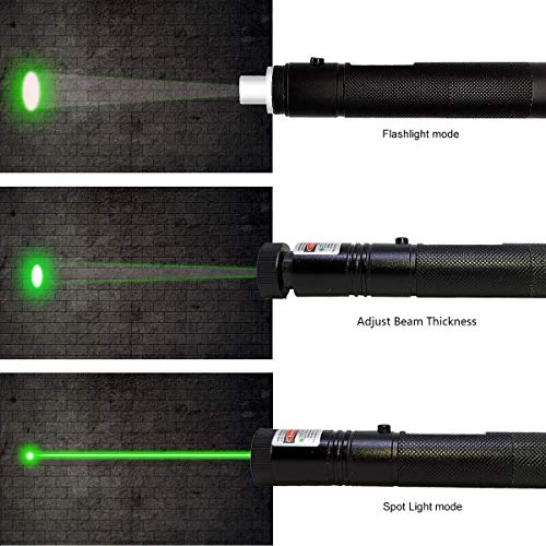 Green Laser Pointer High Power Hunting Rifle Scope for sale  Delivered anywhere in USA