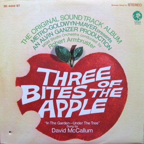 three bites of the apple LP
