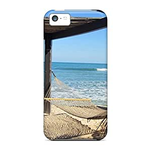 Excellent Design Listen To The Waves Case Cover For Iphone 5c