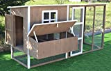 4x6 chicken coop - Omitree Large 87