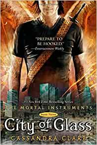 Books of the mortal instruments