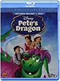 Pete's Dragon: 35th Anniversary Edition (Blu-ray Combo Pack) [Blu-ray + DVD]