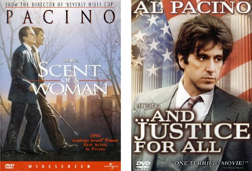 Al Pacino Double Feature - Scent of a Woman - .., and Justice for All
