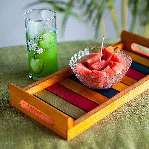 Hashcart Indian Handmade & Handcrafted 13x6 inch Wooden