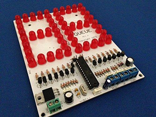 Scoreboard Kit (#4192) RED