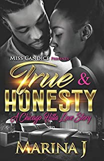 Book Cover: True & Honesty: A Chicago Hitta Love Story