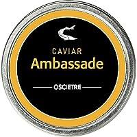 Caviar Ambassade Oeufs de Poisson Osciètre 30 g