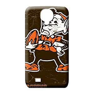 samsung galaxy s4 Hybrid Skin New Fashion Cases phone case cover cleveland browns nfl football
