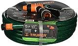 TRUPER MAN15RE-PR401 1/2'' Hose Pallet w/ Plastic Nozzle 49Ft (15m)