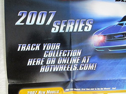 - Hot Wheels Beat That Poster Print 2007 A