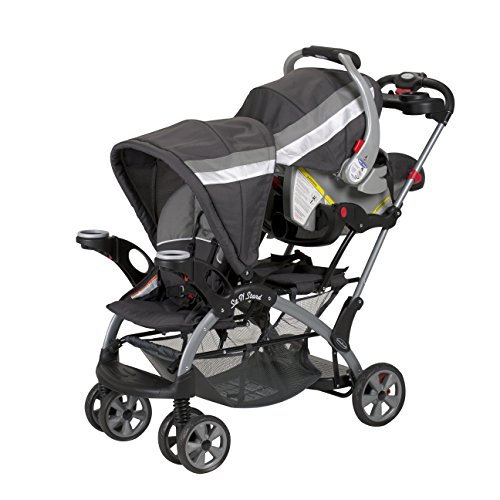 Amazon.com : Baby Trend Sit and Stand Ultra Stroller, Liberty : Baby