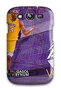 Rowena Aguinaldo Keller's Shop Hot los angeles lakers nba basketball (82) NBA Sports & Colleges colorful Samsung Galaxy S3 cases