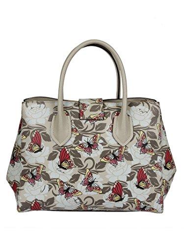 Damen Leder Multicolour Furla Handtaschen 920446 Ha1qxxwp
