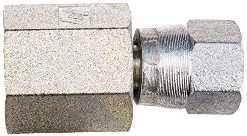 Brennan Industries 5406-24-08-SS Stainless Steel Reducer Bushing Fitting 1-1//2-11-1//2 NPTF x 1//2-14 NPTF Thread