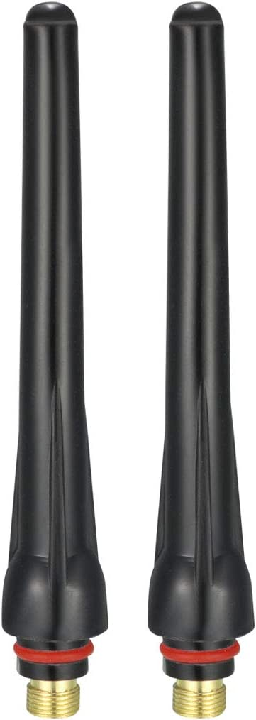 uxcell TIG Back Cap for TIG Welding Torch SR WP-17 WP-18 WP-26 Series Pack of 2