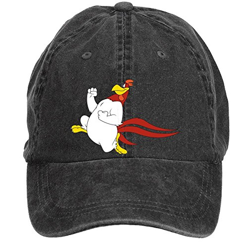 Tommery Unisex Foghorn Leghorn Hip Hop Baseball Caps