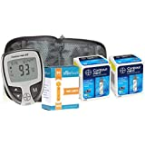 Contour Next EZ Meter, Manual, Case With 100 Contour Next Strips and 100 Slight Touch Lancets