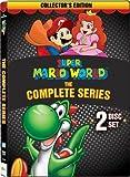 Super Mario Bros/World: Smb World Complete Series [DVD] [Region 1] [US Import] [NTSC]