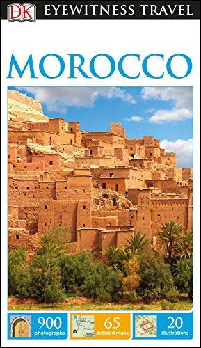 DK Eyewitness Travel Guide - Morocco Casablanca