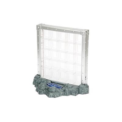 Jada Nano Metalfigs Light-Up Collectible Case Collectors Enviroment: Toys & Games