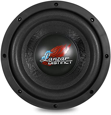Lanzar Subwoofer Non Pressed Aluminum Impedance product image