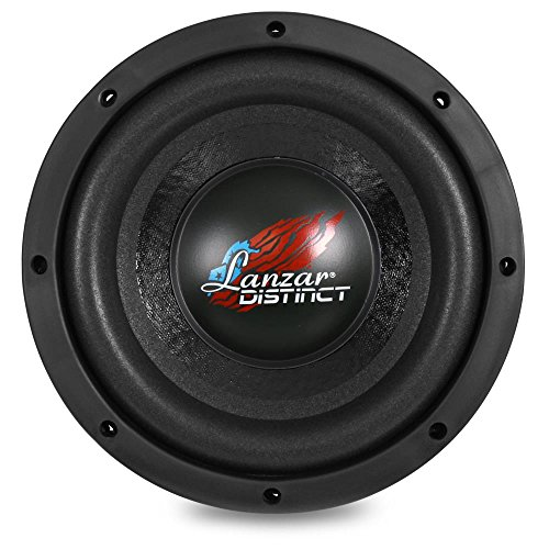Lanzar Car Subwoofer for Audio Stereo Sound Speaker System w