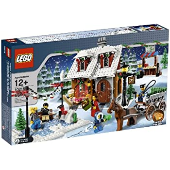 lego make create holiday train 965 pcs. Black Bedroom Furniture Sets. Home Design Ideas