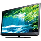 Sony Bravia KDL-37EX720P 94 cm (37 Zoll) 3D-LED-Backlight-Fernseher  (Full-HD, Motionflow XR 200Hz, DVB-C/T, CI+, HDMI) schwarz