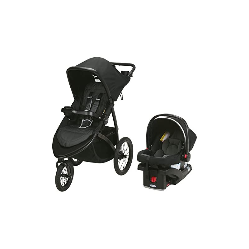 Graco Roadmaster Jogger Travel System, S
