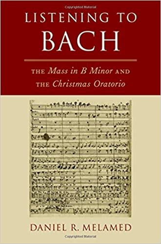 Christmas Oratorio.Listening To Bach The Mass In B Minor And The Christmas