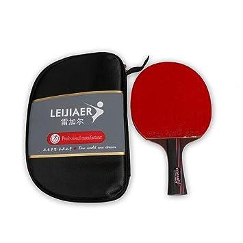 YUYAXQP PortátilRaqueta De Tenis De Mesa Ping Pong Una única ...