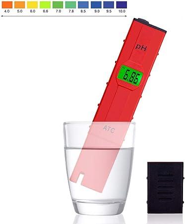 facile da usare UK Venditore Vasca IDROMASSAGGIO PH digitale tester meter acquario vino SPA