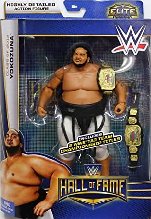 WWE ELITE YOKOZUNA HALL OF FAME TARGET EXCLUSIVE FREE SHIPPING!