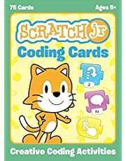 ScratchJr Coding Cards: Creative Coding Activities