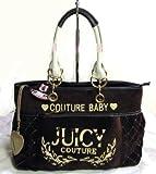 Juicy Couture Diaper Bag Tote Brown