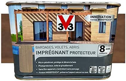 Impregnante protector de madera V33 Woodtouch arce canadiense: Amazon.es: Bricolaje y herramientas