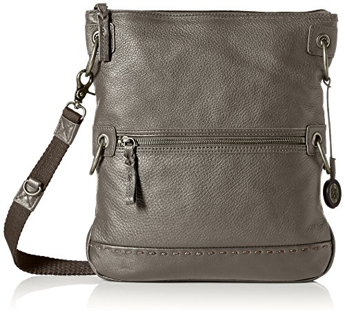 The Sak Pax Crossbody, Slate (Fabric Handbags Slate)